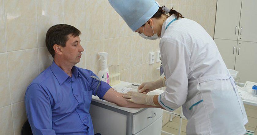 В Кирове реализуется скрининговая программа рака предстательной железы