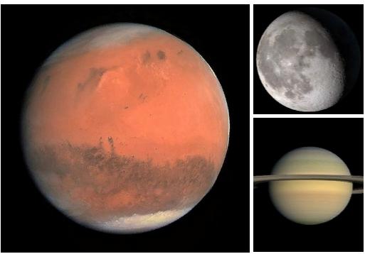 Кировчане смогут увидеть Марс и Сатурн
