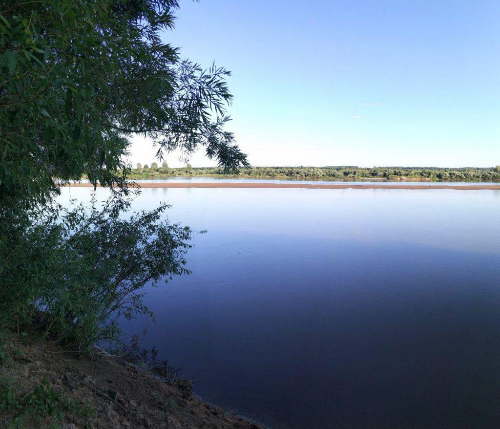 утонули в реке Вятке река Вятка