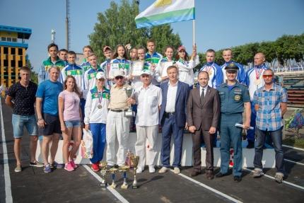 Сборная Кировской области вошла в десятку сильнейших команд России