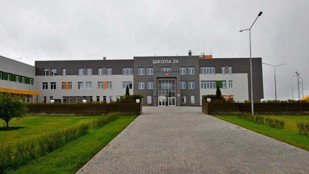 До новой школы в Урванцево продлены автобусы №11 и №14