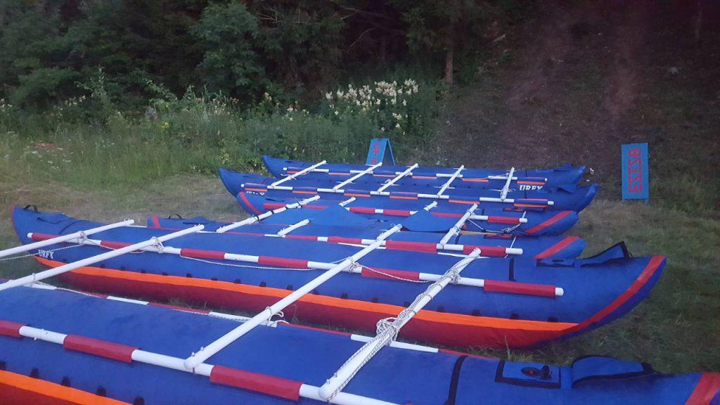 В августе в Кировской области стартуют новые водные походы для людей с ограниченными возможностями