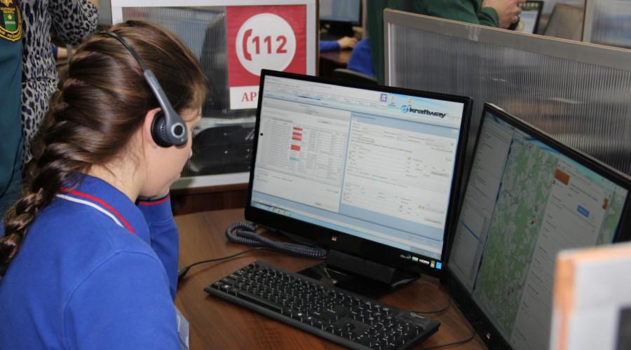 В Кирове начала работу система «112»