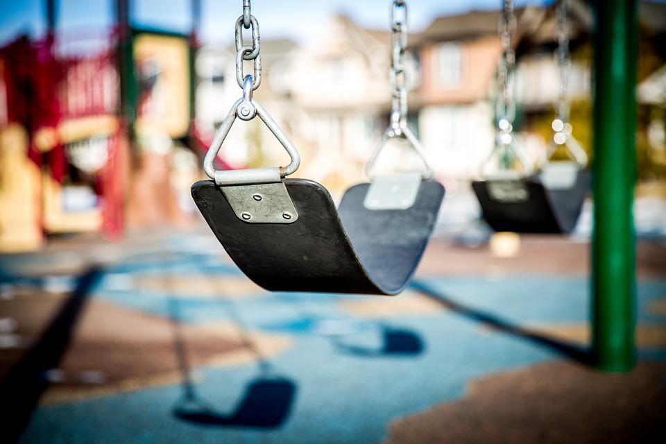 детская площадка в Кирове