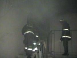 По предварительным данным, к пожару привела неосторожность при курении одного из мужчин. В настоящее время известно, что хозяин квартиры, 1935 года рождения и его гость, 1981 года задохнулись продуктами горения.