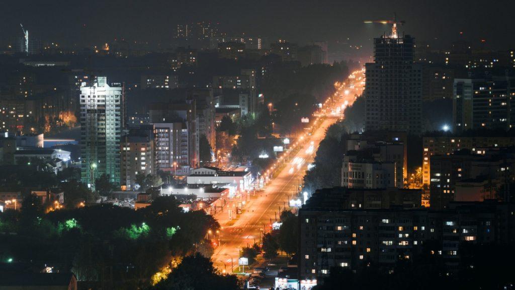 В Кирове установят более 20 тысяч «светодиодов»