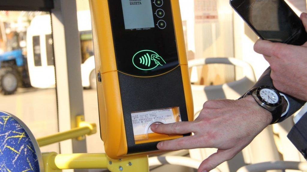 Введение оплаты проезда по банковским картам отложили