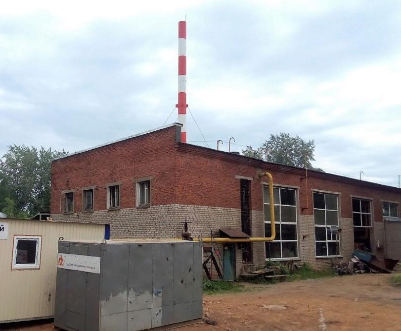Котельная 8.2 приступила к подаче горячей воды потребителям Нововятского района Кирова