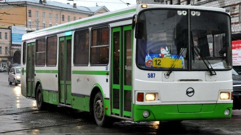Автобус №12 временно изменит маршрут