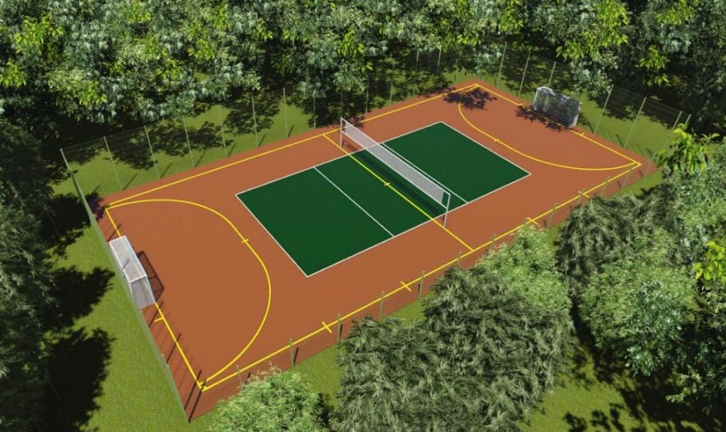 В Кирове построят мини-стадион