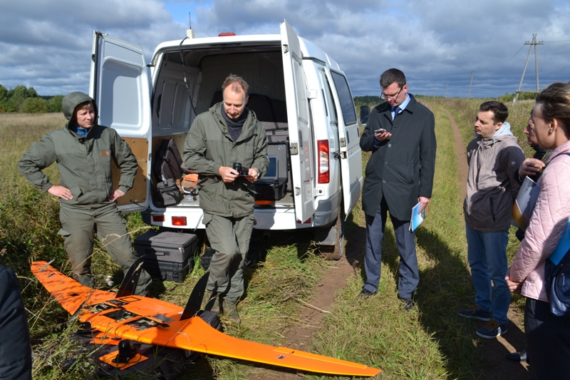 Дроны сэкономят бюджет: «Ростелеком» презентовал в Кирове технологии для аэросъемки