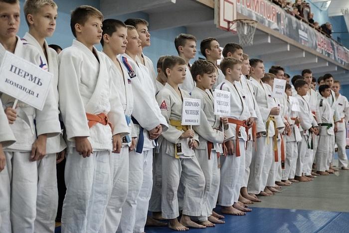 Хозяева взяли бронзу на турнире по дзюдо в Кирово-Чепецке