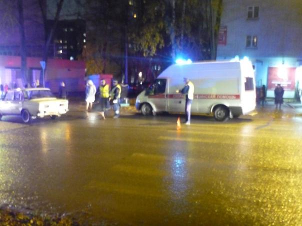 В Кирове три женщины попали под колеса «шестерки»