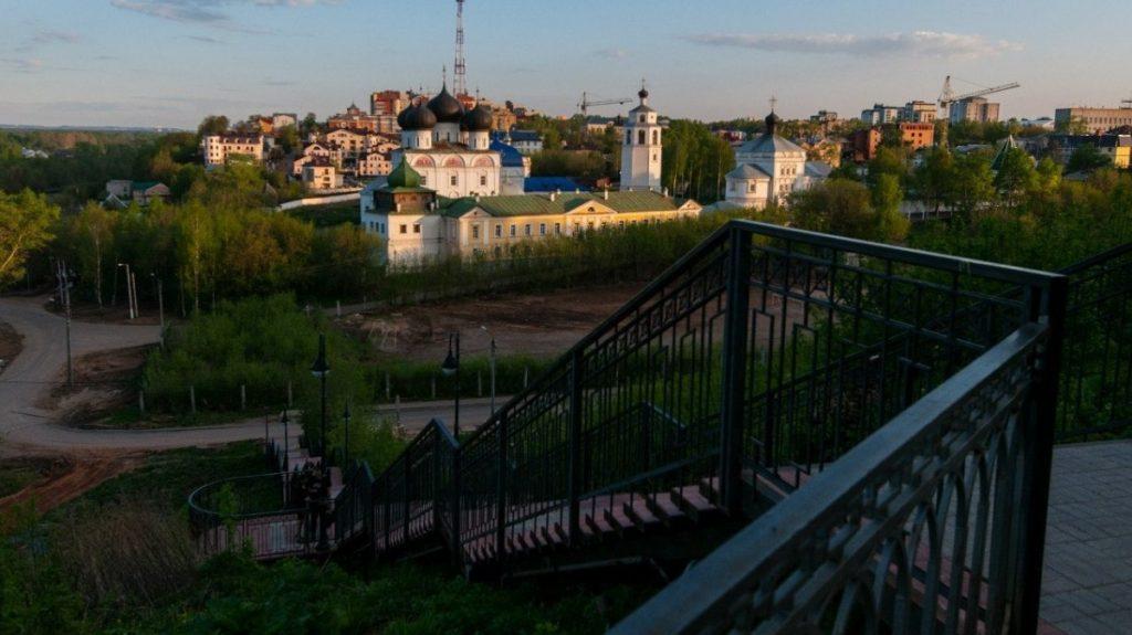 Илья Шульгин предложил создать в Кирове «пешеходный каркас»