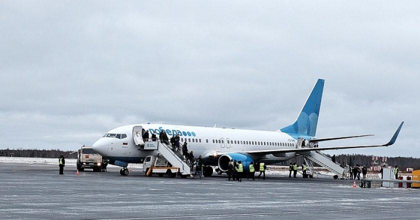 Лоукостер «Победа» возобновил рейсы в Киров