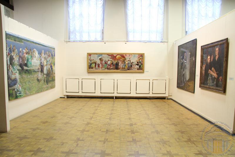 ВХМ примет участие в выставке «Сокровища музеев России» в Москве