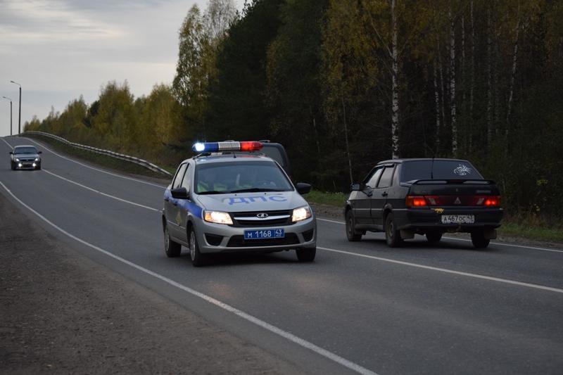 В выходные в Кирове поймали 24 пьяных водителя