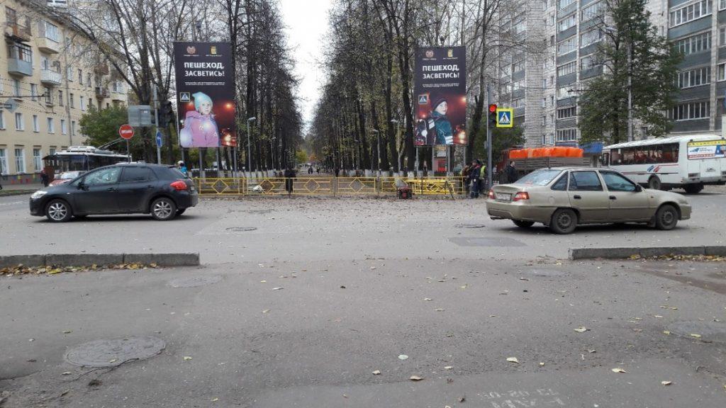 «Резко прекратить»: Илья Шульгин остановил установку жёлтых заборов