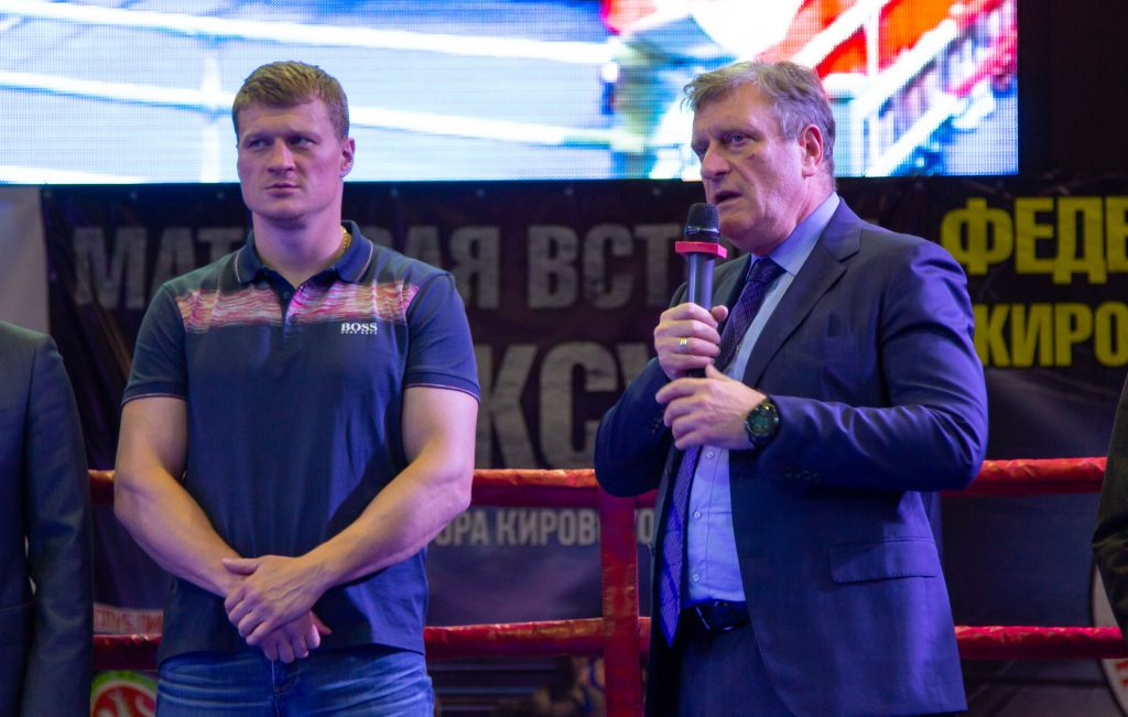Команда Кировской области стала победителем матчевой встречи по боксу на Кубок Губернатора