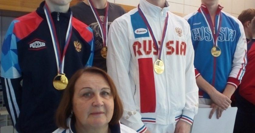 Кировский спортсмен установил мировой рекорд по плаванию