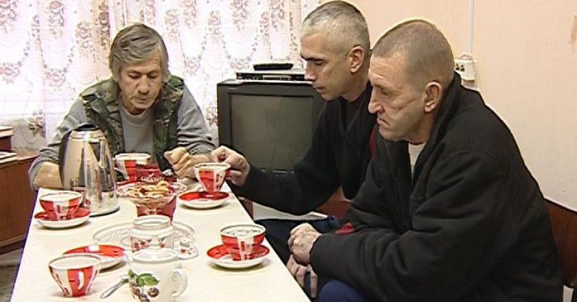 В Кирове открыли пункт обогрева для бомжей