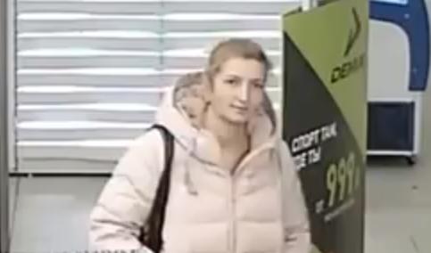 В Кирове ищут женщину, укравшую куртку из магазина