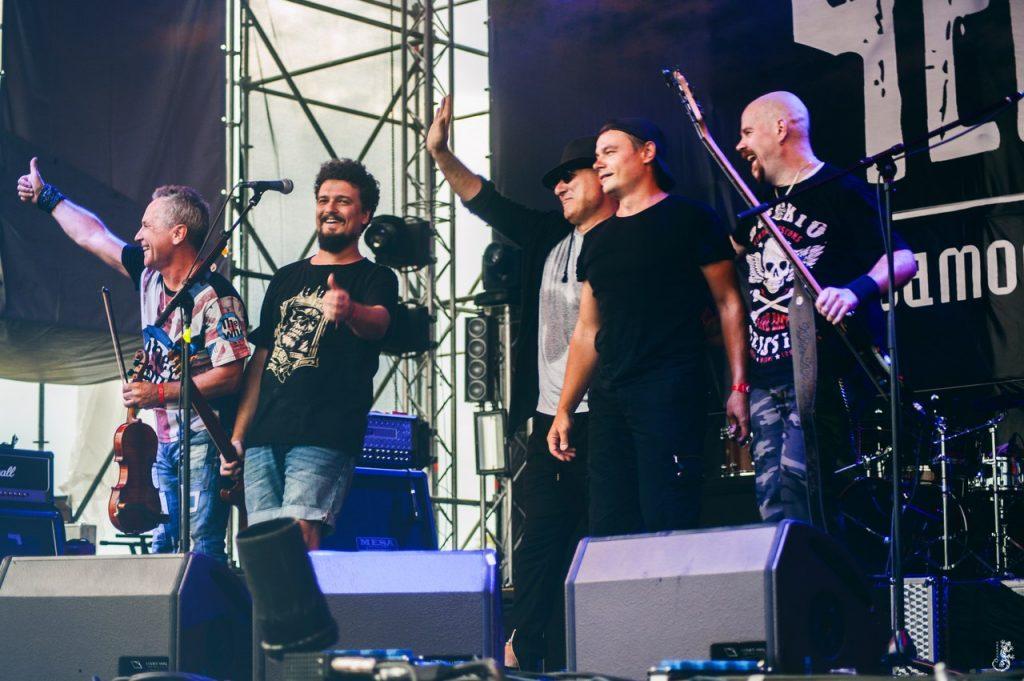Группа «Крематорий» выступит на сцене Gaudi 6 декабря