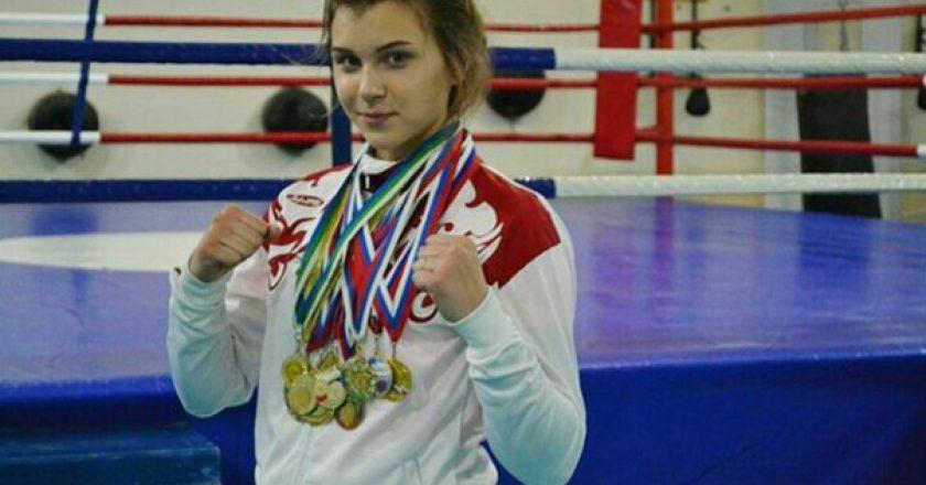 Кировчанка вошла в состав сборной России по боксу