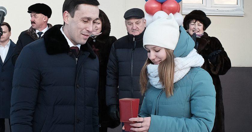 117 детей-сирот получили квартиры в новом доме в Кирове