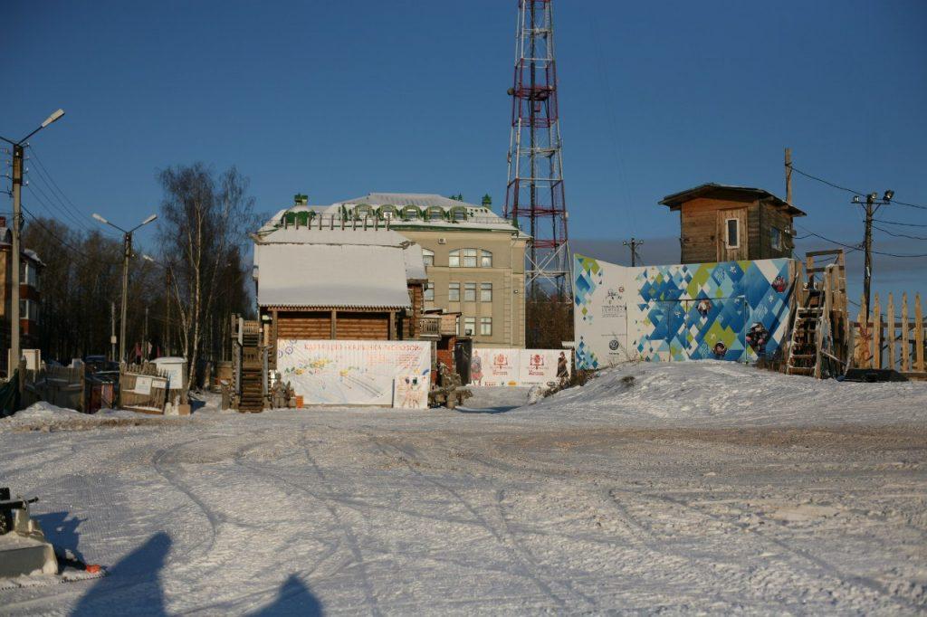 Прокуратура проверила факт сноса комплекса «Калинка-Морозов»