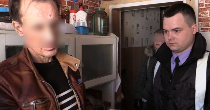 Житель Кирова подозревается в убийстве своих родителей