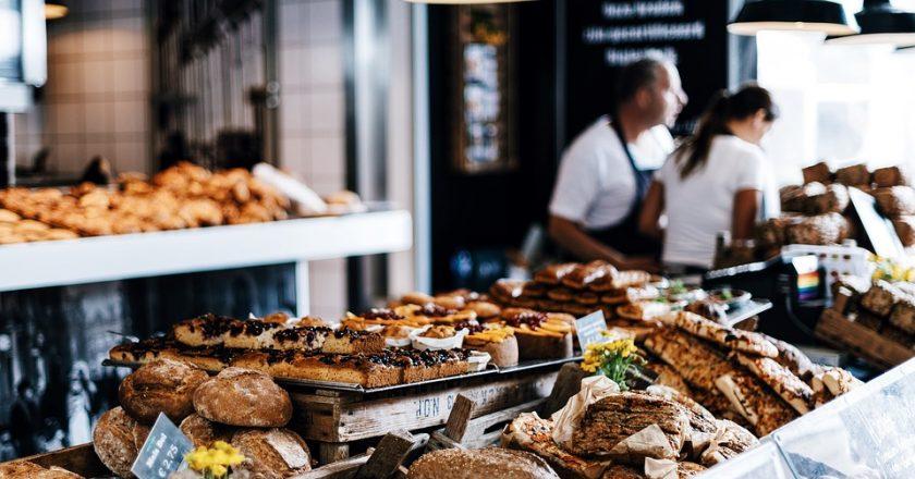 пекарня магазин