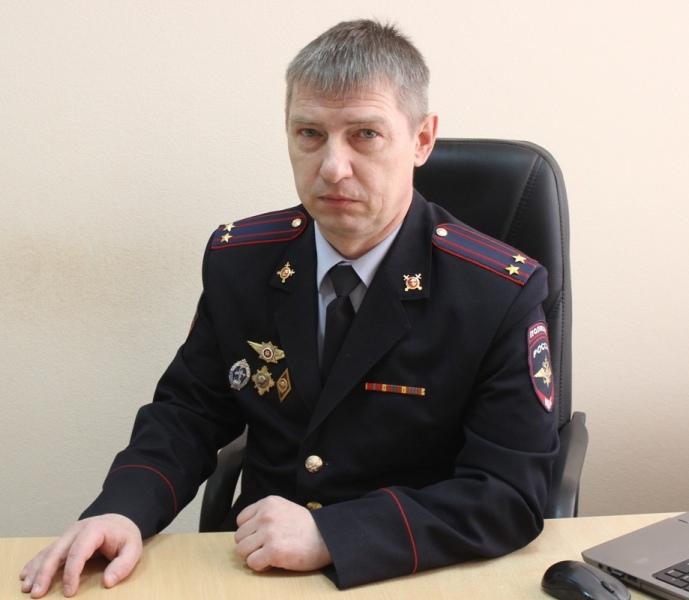В Кирове назначили нового начальника ГИБДД