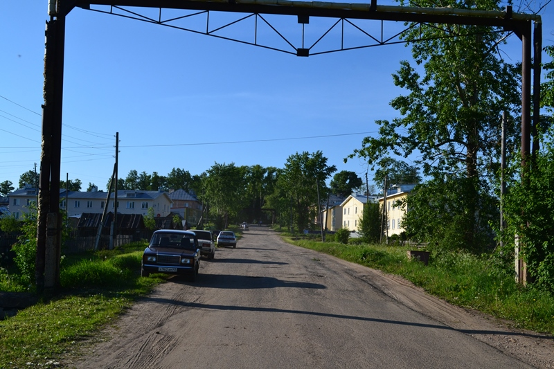 посёлок Октябрьский Слободского района