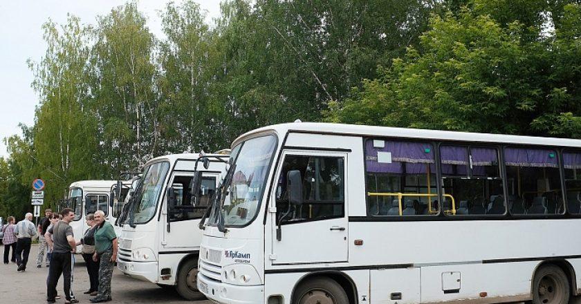 В Кирове замерили выбросы загрязняющих веществ от автотранспорта