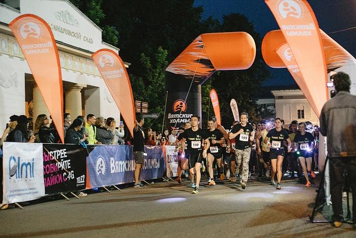 «Ночная Вятка» в Александровском саду соберет 300 любителей бега