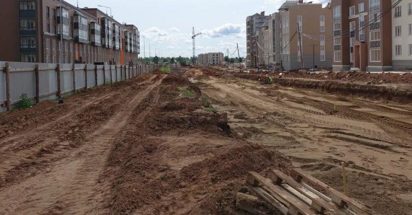 1 сентября к школе в Урванцево дети пойдут по новой дороге