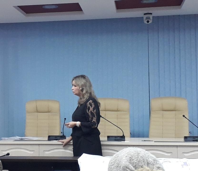Против Быкова показания дала Ирина Рубцова