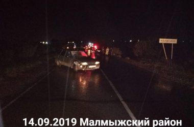 По предварительным данным, 33-летний водитель автомобиля «Лада Калина» (мужчина, не имеет права управления транспортными средствами) совершил наезд на пешехода, который переходил проезжую часть в неположенном месте. В результате происшествия 41-летний мужчина-пешеход погиб.