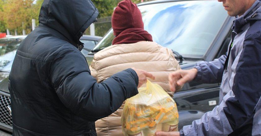 В Кирове стартовала традиционная акция «Автобус милосердия»