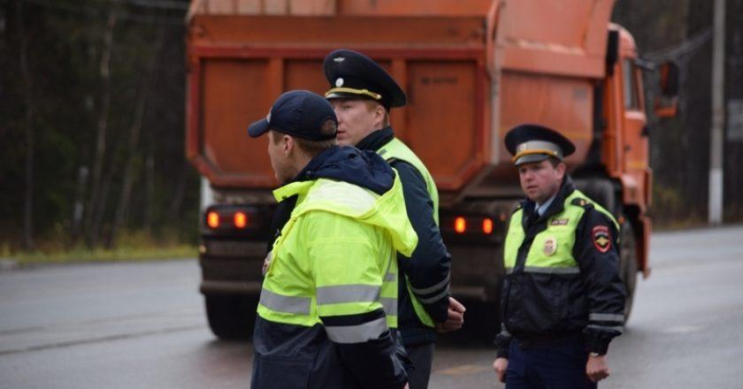 сплошные проверки гибдд автобусов и грузовиков