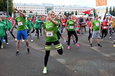 В Кирове стартовал марафон Вятские холмы