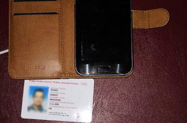 у чеха украли телефон в кирове