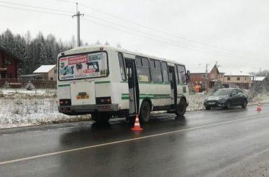 В Кирове сбили школьницу