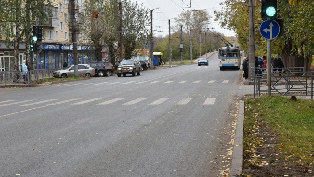 В Кирове без нареканий приняли улицу Щорса