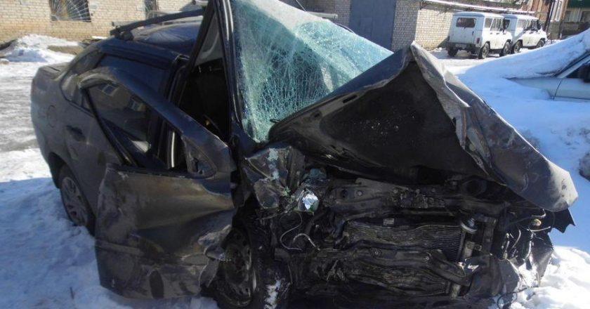 Вступил в законную силу обвинительный приговор в отношении водителя автомобиля, виновного в смертельном ДТП, произошедшим в Яранском районе