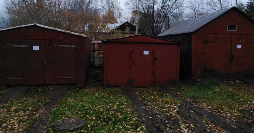 В Нововятском районе разыскивают владельцев несанкционированных построек