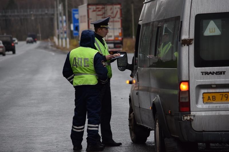 В Кировской области походят проверки водителей автотранспорта, осуществляющих пассажирские перевозки
