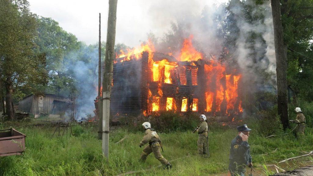 В Кировской области перед судом предстанет гражданин Республики Узбекистан за убийство человека и поджог 8 квартирного жилого дома с целью сокрытия содеянного