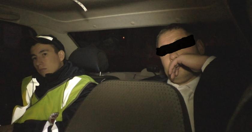 Полиция занялась инцидентом с «пьяным судьей» за рулем в Кирове